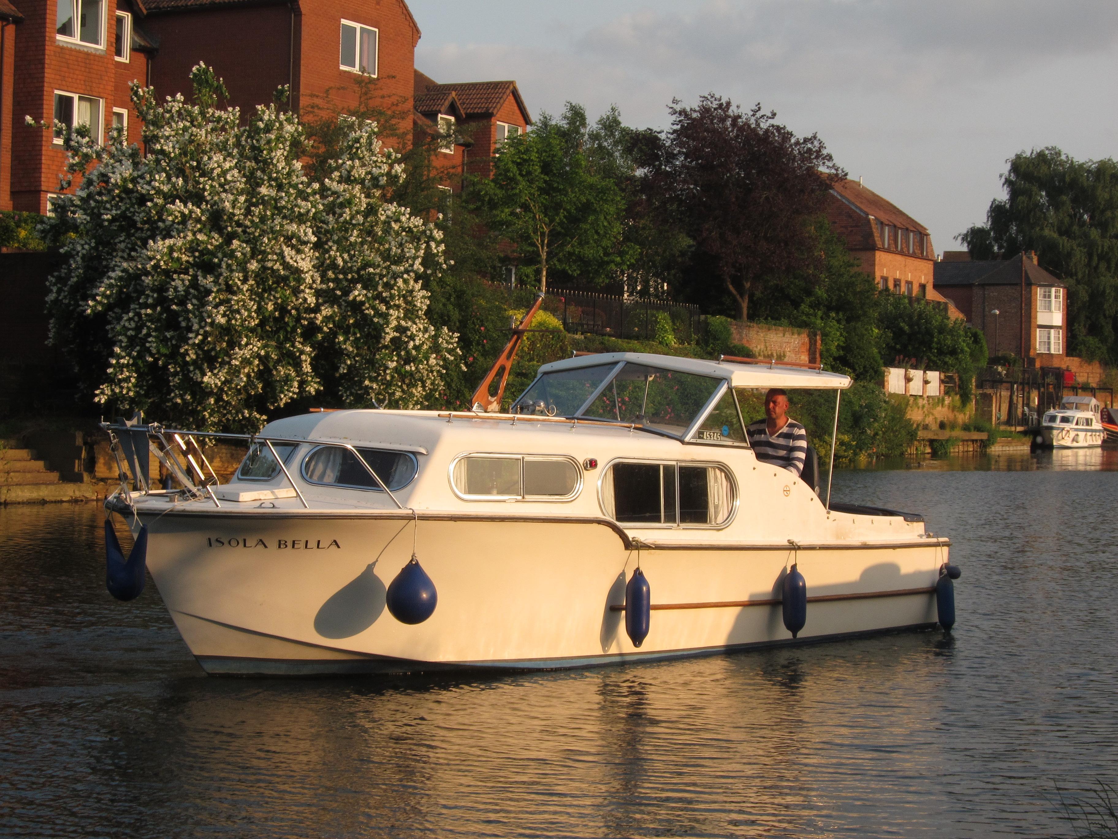 Boat surveys